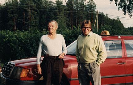 Isä Jaska ja Mikko